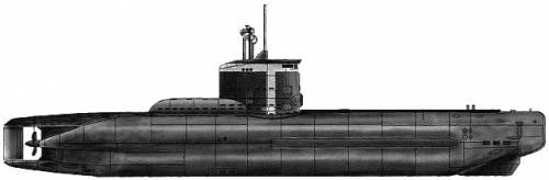 DKM U-2326 Type 23 (Submarine)