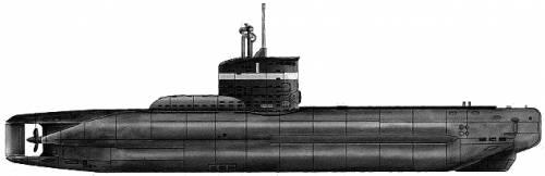 DKM U-2332 Type 23 (Submarine)