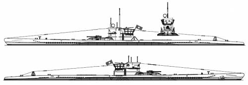 DKM U-291 (U-Boat Type VIIc)