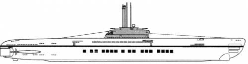 DKM U-3010 [U-Boot Typ XXI]