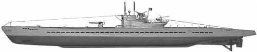 DKM U-505 Type IX