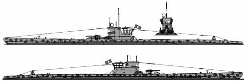 DKM U-617 (U-Boat Type VIIc)
