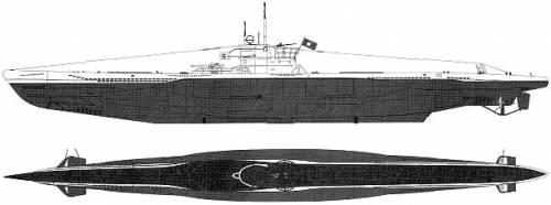 DKM U-99 U-Boot Typ VII C
