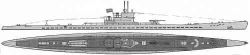 DKM U Boat IXC