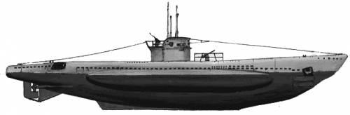 DKM U-Boat Type II C
