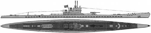DKM U-Boat Type IXC