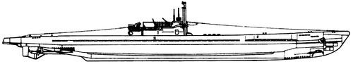 DKM U-Boat Type IXD