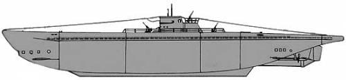 DKM U-Boat Type XIV