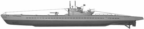 DKM U-BoatType IX