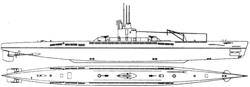 IJN Ha-201 (Submarine)