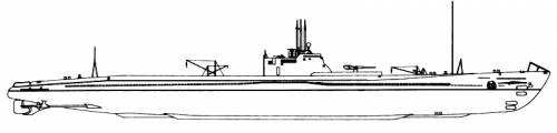IJN I-16 (1940)