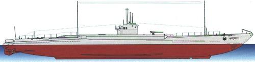 IJN I-1 [Submarine]