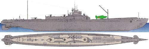 IJN I-400 [Submarine]