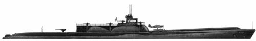 IJN I-400 (Submarine) (1945)
