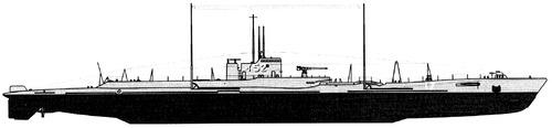 IJN I-52 (Submarine)
