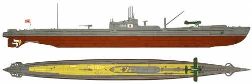 IJN I-54 (Submarine)