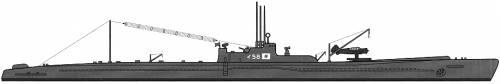 IJN I-58 (Submarine)