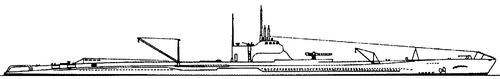 IJN I-8 1939 (Submarine)