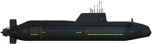 HMS Astute S-199 (Submarine)