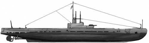 HMS Grampus (1940)