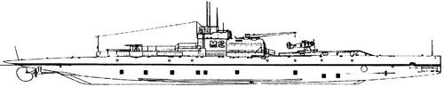 HMS M2 1928 [Submarine]