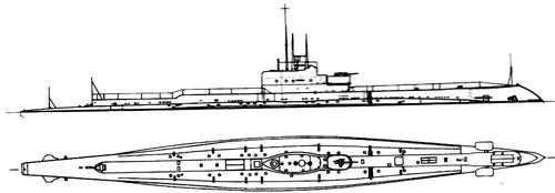 HMS Odin 1939 (O -class submarine)