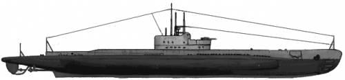 HMS Perseus (1940)
