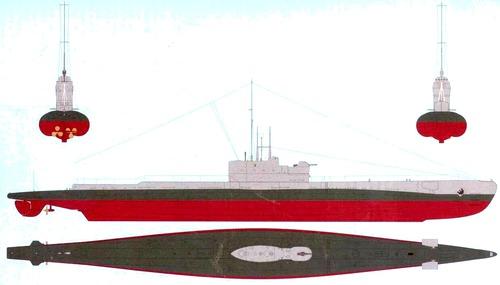 HMS Perseus N36 [Submarine]
