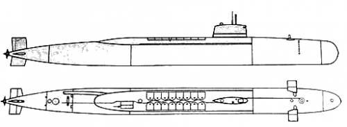 HMS Revenge (SSBN Submarine)