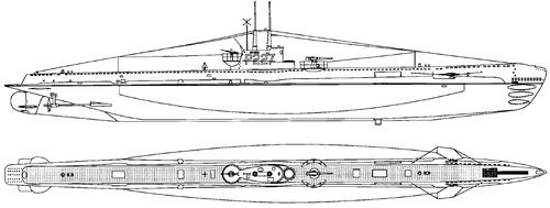 HMS Spiteful 1943 (Submarine)