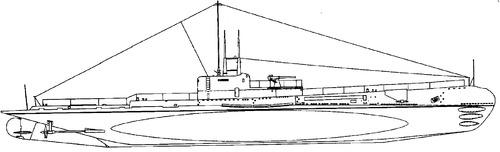 HMS Sturgeon (Submarine)