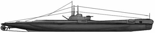 HMS Triton (1940)