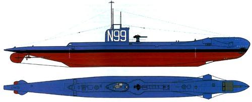 HMS Upholder (Submarine)