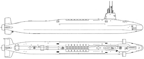HMS Vanguard S28 [Submarine]