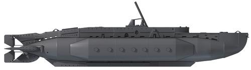 HMS X-Craft (Submarine)