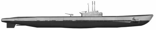 USS Gato (Submarine)