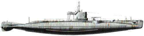 USS S-Class [Submarine]
