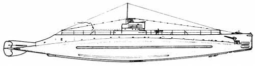USS SS-105 S-1 (1920)