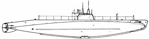 USS SS-20 Skipjack (1920)