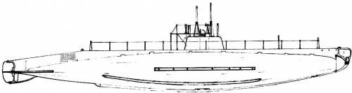 USS SS-23 Skate (1914)
