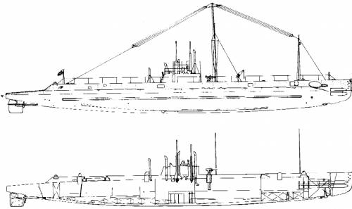 USS SS-47 M-1 (1920)