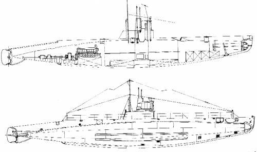 USS SS-53 N-11 (1920)