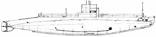 USS SS-62 O-1 (1918)