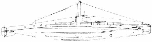 USS SS-78 R-1 (1919)