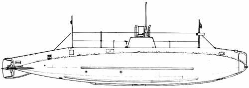 USS SS-9 Octopus (1910)