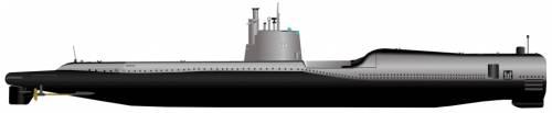 USS SSG-577 Growler (Submarine)