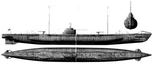 USS SSN Sturgeon QueenFish
