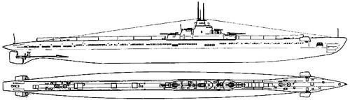 USSR K-class [Submarine]