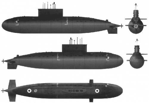 USSR Kilo-Class (Submarine)