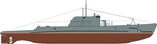 USSR Malyutka class VI series Submarine